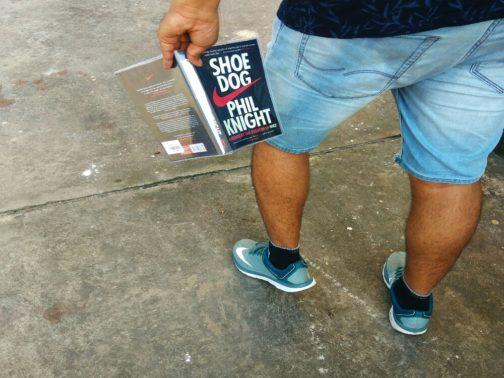 Phil Knight book
